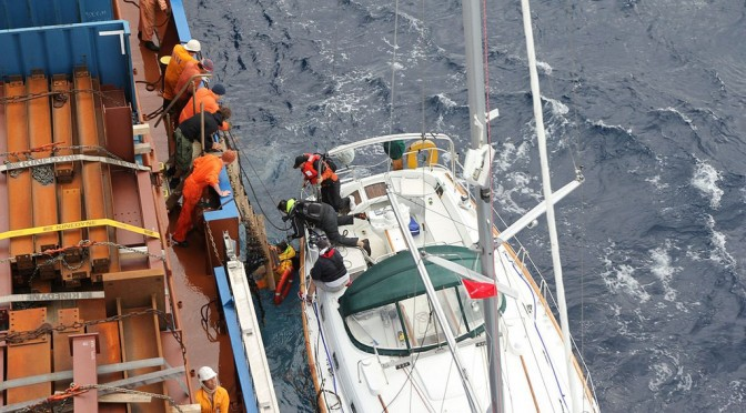 Rescue at Sea – Are You Prepared?